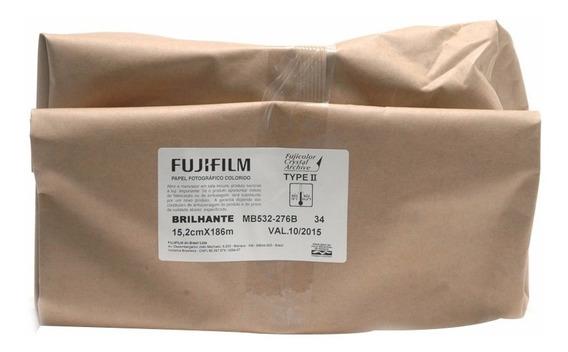 Papel Fotográfico Fujicolor Crystal Archive 15,2x186mts