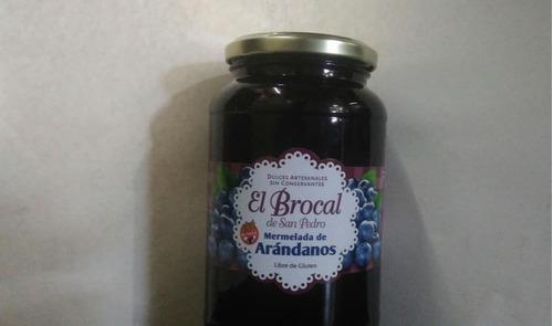 Mermelada De Arandanosx 840gr