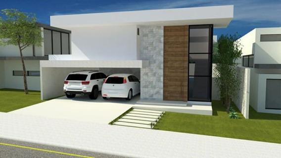 Casa Em Condomínio Com 4 Quartos - 754058-v