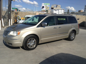 Chrysler Town & Country Limited 2008 Legalizada Electrica!