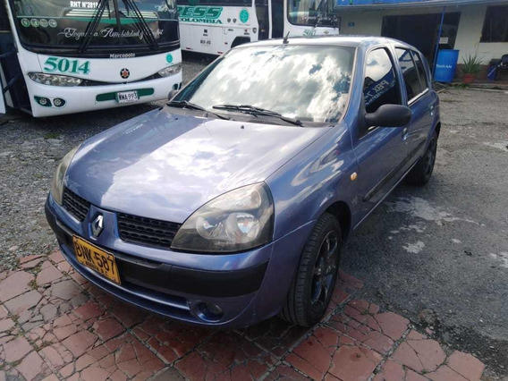 Renault Clio Expression Modelo 2004 Motor 1.400