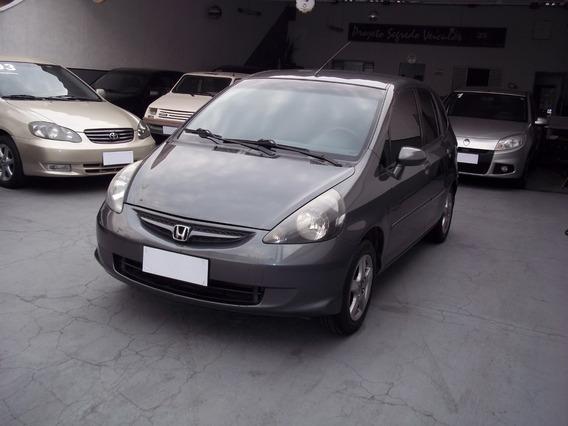 Honda Fit Lx - Cvt Automático - Completo