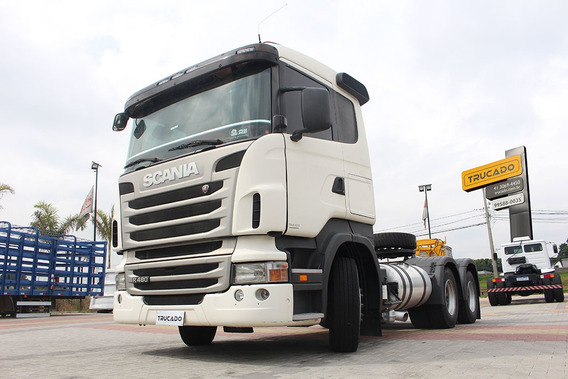 Scania R480 A 6x4 2012 = G 440 420 400 500 Fh