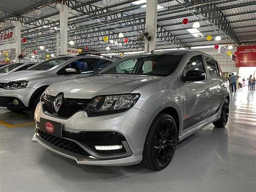 Renault Sandero 2.0 16v Hi-flex Rs Manual 2017/2017