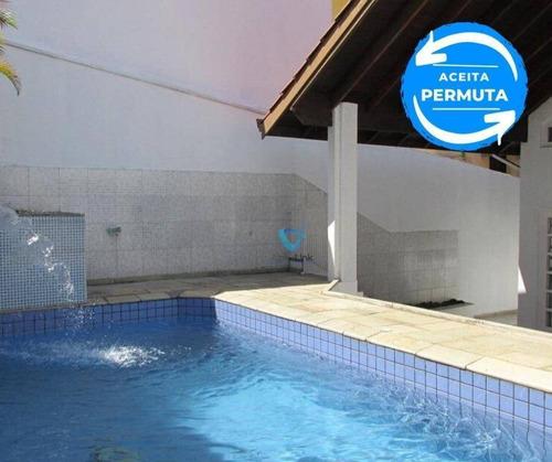Casa Com 3 Dormitórios À Venda, 300 M² Por R$ 1.930.000,00 - Residencial Onze (alphaville) - Santana De Parnaíba/sp - Ca1151