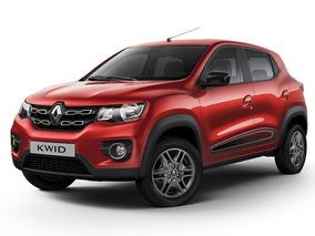 Renault Kwid Intens 0km 2018 Rojo Contado Financiado Autos