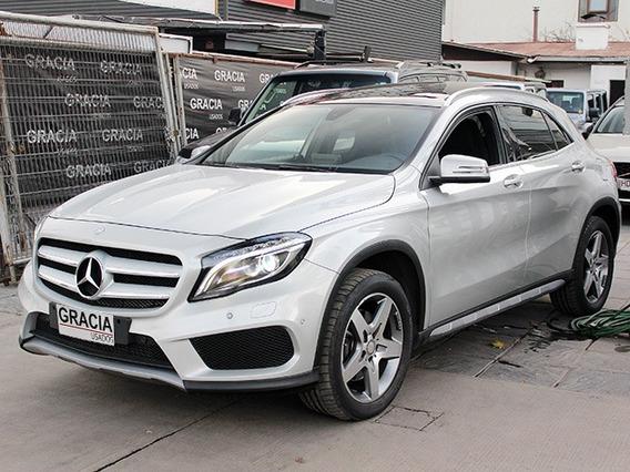 Mercedes-benz Gla220d 4matic 2017
