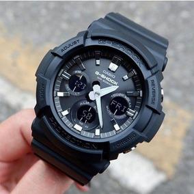 Relógio Casio Gshock Gas100b-1adr Original Estados Unidos