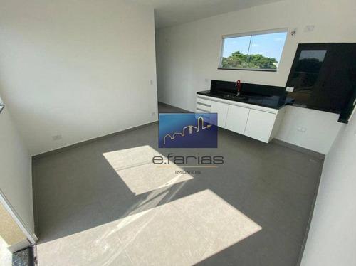 Studio Com 2 Dormitórios Para Alugar, 50 M² Por R$ 1.600,00/mês - Vila Matilde - São Paulo/sp - St0462