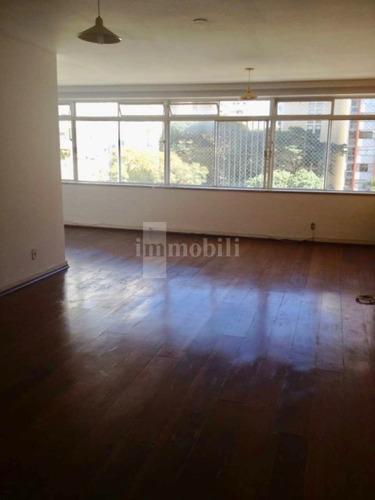 Imagem 1 de 10 de Apartamento Higienópolis - Pc94988