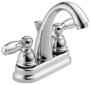 Grifos Del Lavabo Del Baño P299696lf Delta Faucet