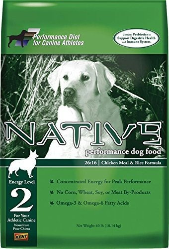 Native Performance Dog Food Nivel 2 2616 Chicken Meal And Ri