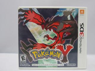 Pokèmon Y Nintendo 3ds ¡fisico-usado!