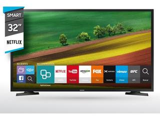 Televisor Samsung Smart Tv 32 Hd Plano J4290 2018