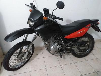 Honda Nx 150 Bros