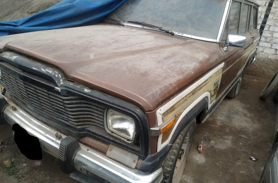 Jeep Grand Wagoneer 1980 No Ford Bronco,no Chevrolet Blazer