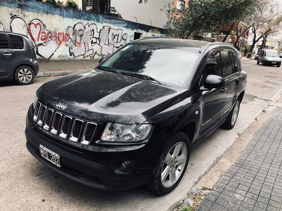 Jeep Compass 2.4 Limited 170cv Atx 2013