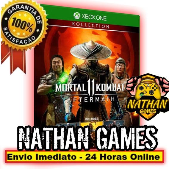 Mortal Kombat 11: Aftermath Digial Xbox One + 1 Jogo Grátis