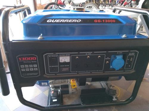 Generador Guerrero 13kva