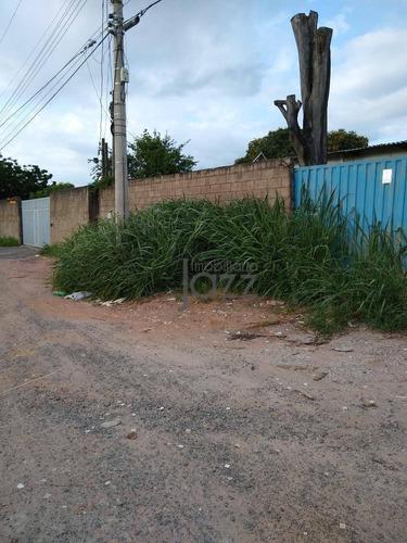 Imagem 1 de 2 de Terreno À Venda, 1240 M² Por R$ 900.000,00 - Real Parque - Campinas/sp - Te1051