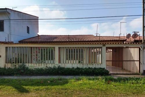 Imagem 1 de 14 de Casa A 400 Metros Do Mar No Jardim Suarão Em Itanhaém - 6423