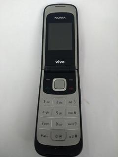 Lote 50 Nokia 2720a Seminovo Só Vivo