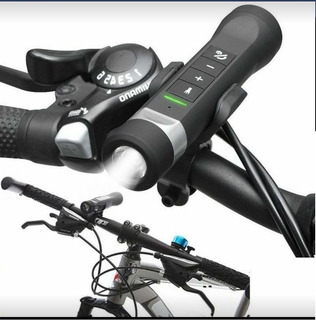 Linterna Radio Para Bicicleta Dblue Dbled055