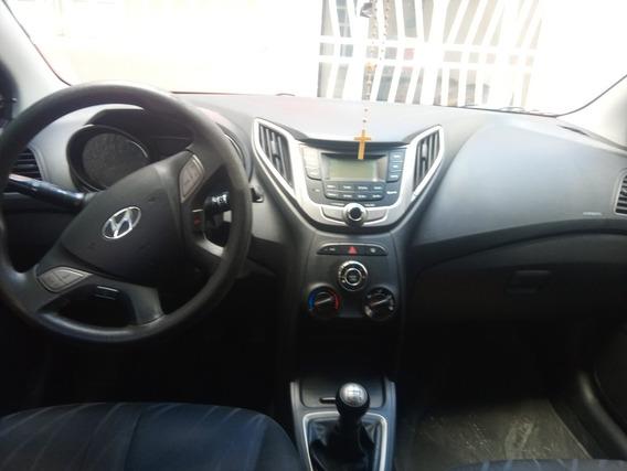 Hyundai Hb20 1.6 Comfort Plus Flex 5p 2015