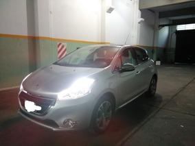 Peugeot 208 1.6 Feline 2014 40000 Km Reales
