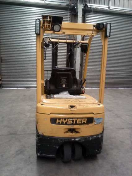 Grua Horquilla Hyster 2.0 Ton, Electrica,valor+iva