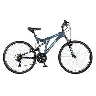Polaris Scrambler 26 Suspensión Completa Bicicleta