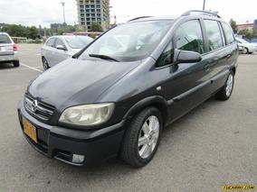 Chevrolet Zafira Gls Mt 2000cc Aa