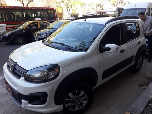 Fiat Uno Way 0km Anticipo 10% + Cuotas S/interes Tasa 0% P-