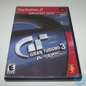 Gran Turismo 3 Ps2 Original Americano Completo Confira!!