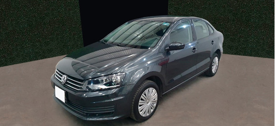Volkswagen Vento Tiptronic Ta Gris Sedan 2019