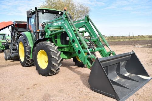 Tractor John Deere 6430 Con Pala 120 Hp Importado