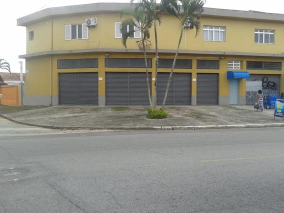 Salão Comercial Em Itanhaém , Á 5 Minutos Do Centro.