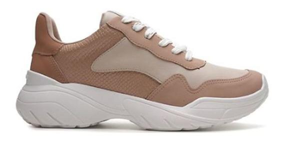 Tênis Sneaker Via Marte Esportivo Casual 011201