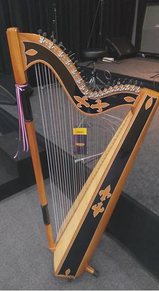 Gratis 2 Aulas-harpas Paraguaias Feitas Artesanalmente