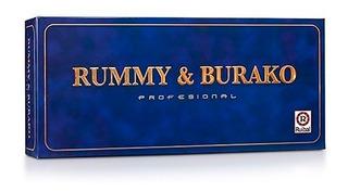 Juego Rummy Burako Profesional Ruibal