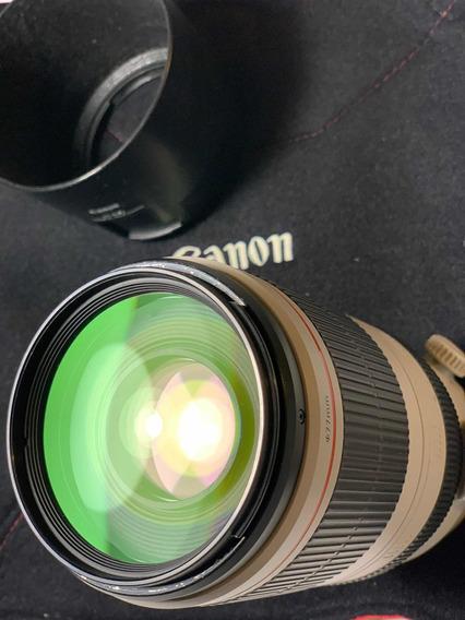 Lente Canon Ef 100-400mm F/4.5-5.6l Is Ii Usm Com N/f