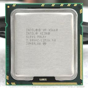 Processador Intel Xeon X5660 - Six Core Lga 1366 - Hp G6 G7