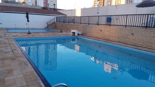 Apartamento Residencial À Venda, Tatuapé, São Paulo. - Ap6053