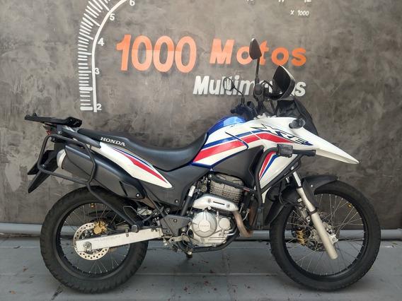 Honda Xre 300 Abs Rally 2017 Otimo Estado Aceito Moto