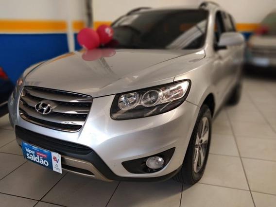 Santa Fe 3.5 Mpfi Gls V6 24v 285cv Gasolina 4p Automático