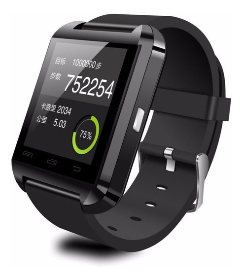 Smart Watch U8 Llamadas Sms Android & iPhone Inteligente
