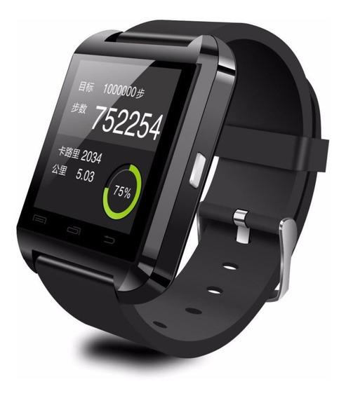 Smart Watch U8 Llamadas Sms Android & iPhone Inteligente