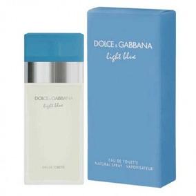 Perfume Dolce Gabbana Light Blue Pronta Entrega - Original