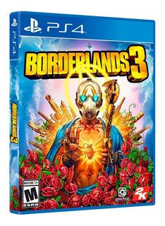 Borderlands 3 Ps4 100% Original Sellado