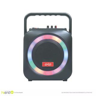 Parlante Bluetooth Subwoofer 6.5 Por Led Karaoke 105m Hi End